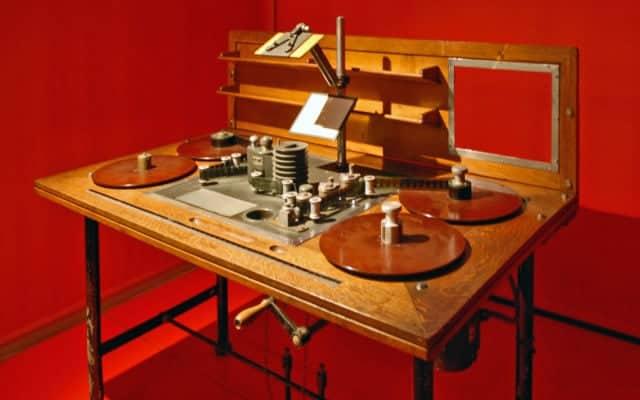 Table de montage de 1940